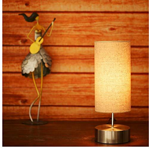 Neben Licht Schreibtischlampe 3 Ebenen E26 Sockel Halter Ac110-120V Touch Control Minimalist Für Schlafzimmer Studie Wohnzimmer -