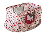 MAGICBED Lit Parapluie 'Pop-up' Bébé Pois Rose