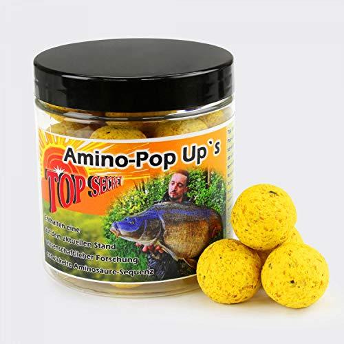 Top SecretCarp Dream Pop Up Boilies 20mm Banane/Fisch 100g -