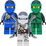 LEGO Ninjago 3er Figurenset - Jay, Lloyd und Zane (Tag der Erinnerungen) - in Geschenkbox