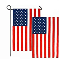 "American Flag, 12"" X 18"" US Flag, USA Garden Flag"
