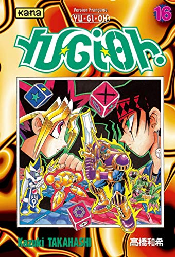 Yu-Gi-Oh ! Tome 16 PDF Books