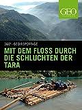 Mit dem Floß durch die Schluchten der Tara