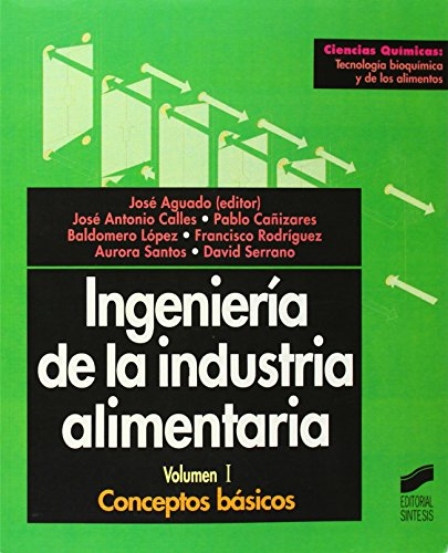 Read pdf ingenier a de la industria alimentaria vol i for Quimica de los alimentos pdf