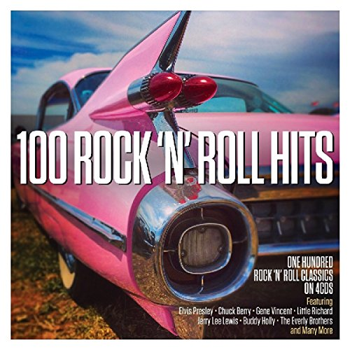 100 rock and roll hits