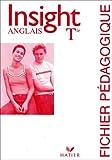 Image de Insight Anglais Tle - Livre du Professeur, ed. 2008