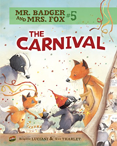 The Carnival: Book 5 (Mr. Badger and Mrs. Fox) (English Edition)