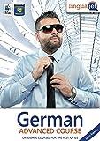 German brain-friendly, Advanced course, CD-ROMLearning German brain-friendly, Computercourse Linguajet. 42 Min. Bild