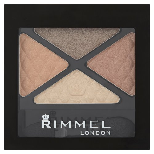 Rimmel Glam'Eyes, Palette make up da 4 ombretti, Sun Safari