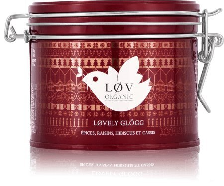 Løvely Glögg - Skandinavische Bio-Teemischung