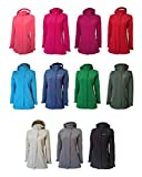 Dry Fashion Damen Softshell Mantel Sylt
