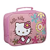 Hello Kitty - borsa merenda, rosa