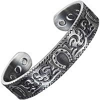 Keltisches Armband Kupfer magnetisch Armbänder für Männer Frauen–Arthritis, Karpaltunnel Heilung Armband Antik... preisvergleich bei billige-tabletten.eu