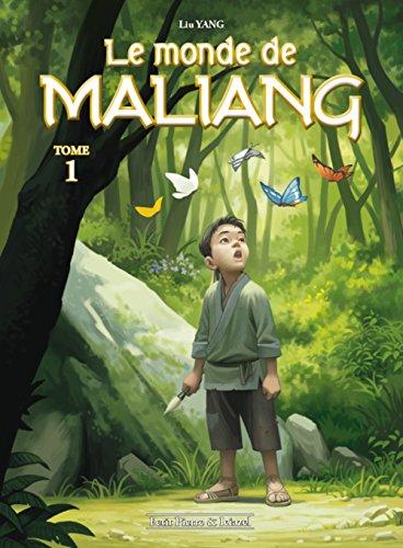 Le monde de Maliang, Tome 1 : Le pinceau : Avec un ex-libirs