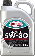 Meguin 6567 Megol aceite de motor de calidad SAE 5W-30, 5 litros
