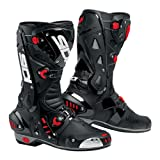 Sidi Vortice Motorbike Motorcycle Scooter Sports On/ Off Road Racing boots, Black/Black - Best Reviews Guide
