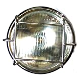 #9: Head light for bikes & motorcycles (Yamaha RX-100 C.P with grill)