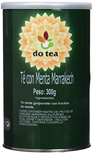 Do Tea Marrakech Té Verde Menta - 300 gr