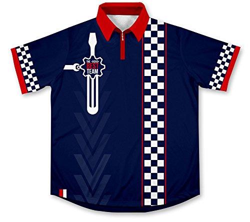 Tools Pit Crew Racing Hemd für Mechaniker (Shirt Racing Crew Pit)