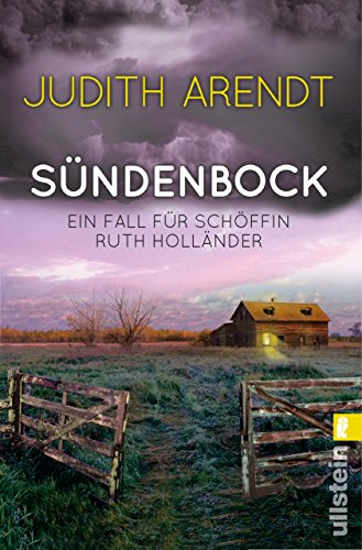 Sündenbock: Ein Fall für Schöffin Ruth Holländer