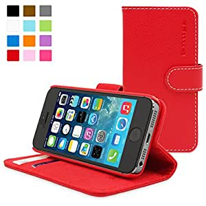 iphone 5 case amazon iphone 5 5s snugg leather iphone 5 5991