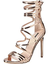 Carvela Damen Gilded Np Peeptoe Pumps