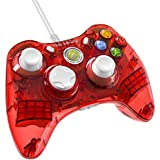 Rock Candy Wired Controller - Stormin Cherry (Xbox 360)
