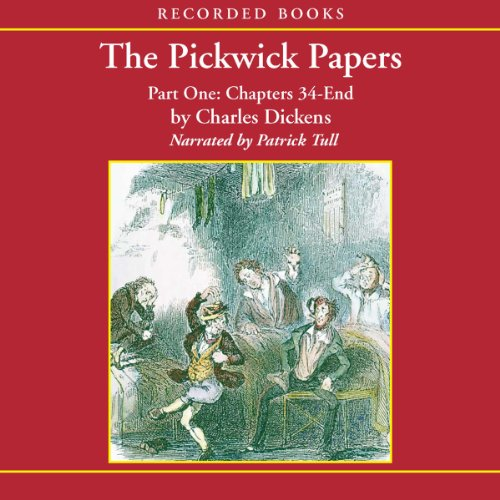 The Pickwick Papers, Volume 2  Audiolibri