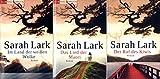 Gesamtausgabe in drei Bänden: ''SARAH LARK'' 1 Band: Im Land der weißen Wolken, 2 Band: Das Lied der Maori, 3 Band: Der Ruf des Kiwis, (813, 796, 830 Seiten)