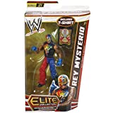 WWE Elite Series 21 Rey Mysterio Figure