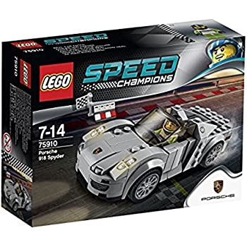 lego speed champions 75912 jeu de construction la ligne d 39 arriv e de la porsche 911 gt. Black Bedroom Furniture Sets. Home Design Ideas