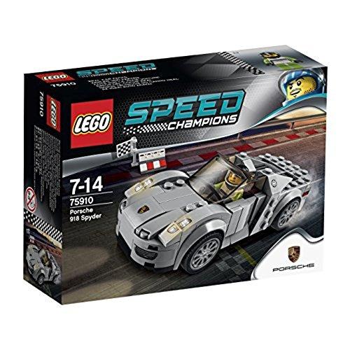 LEGO Speed Champions - Porsche 918 Spyder 6100014