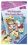 Ravensburger 23452 - Disney Princess Würfelpuzzle - Kinderspiel/ Reisespiel