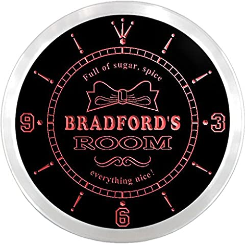 ncpe1536-r Bradford's Girl Princess Kids Room Night Light Neon Sign