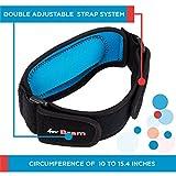 2 Stück Premium Qualität Epicondylitis Spange mit Kompressionskisse von forBram Bandage für tennisarm zur Schmerzlinderung bei Tennisellenbogen Golferarm und Mausarm Sehnenentzündung Ellenbogenbandage
