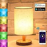 Smart WiFi LED Desk Table lamp - E27 light bulb included,Works with Alexa