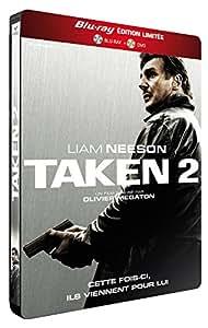 Taken 2 - Edition limitée boîtier métal [Blu-ray] [Combo Blu-ray + DVD - Édition Limitée boîtier SteelBook]