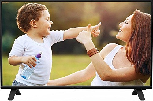 Philips 108 cm (43 inches) 43PFL4451 Full HD LED TV (Black)
