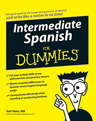 Intermediate Spanish for Dummies por Gail Stein