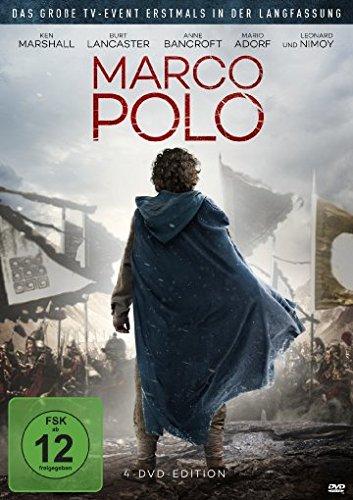 Bild von Marco Polo (Langfassung, 4 Discs)