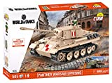 Welt der Panzer Cobi, 3035 / PZKPFW V Panther Aufstand von Warschau