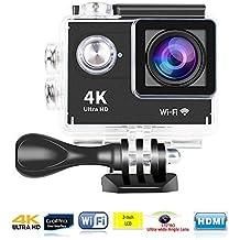 Yuntab Ultra HD 4K Action Camera H9 videocamera sportiva impermeabile
