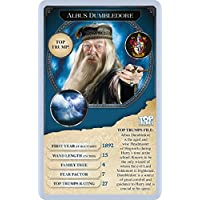 Top Trumps Harry Potter Greatest Witches and Wizards Top Trumps Card Game