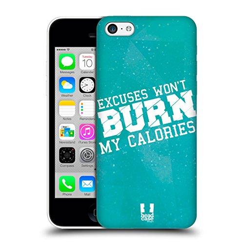 Head Case Designs Squat Accro Au Fitness Étui Coque Rigide Pour Apple iPhone 6 4.7 Brûlure