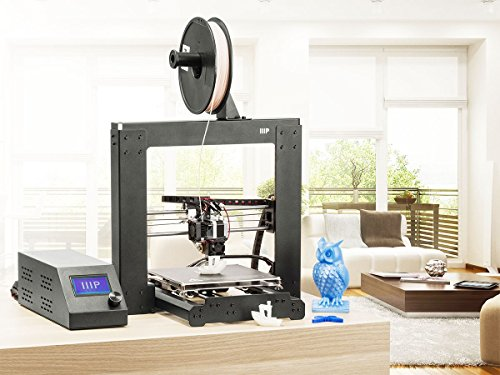 Monoprice Maker Select V2 3D Printer 3D-Drucker und UK-Netzadapter -