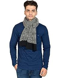 513 Striper Knitted Wool/Acrylic Men's Muffler