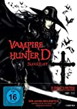 Vampire Hunter D: Bloodlust - Limited Collector's Edition  (+ DVD) [Blu-ray]