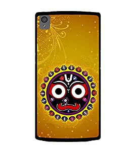 Fuson Surya Bhagavan Jagannath Orissa Designer Back Case Cover for OnePlus X :: One Plus X (Jagannth Baladeba Baladebajiu Haribaladebajiuu Atalabaladebajiuu Ichabihari)