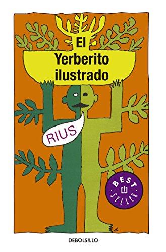 El yerberito ilustrado (Colección Rius) por Rius
