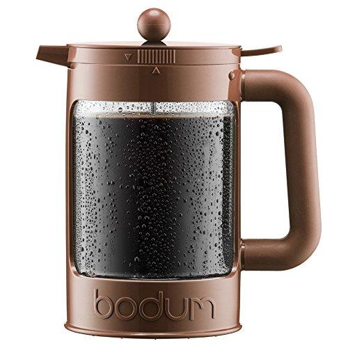 Bodum BEAN 1,5l Ice Coffee Maker, braun